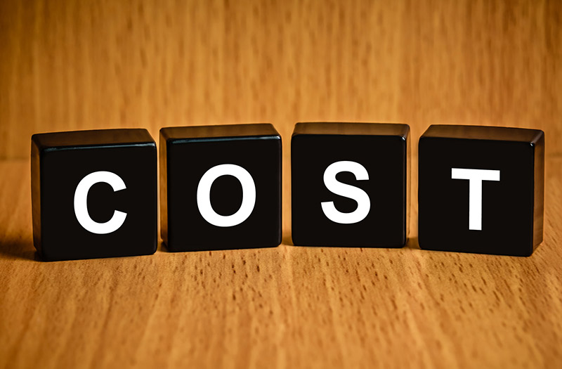 Low introduction cost and low operating costs